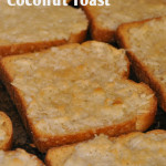 Coconut Toast