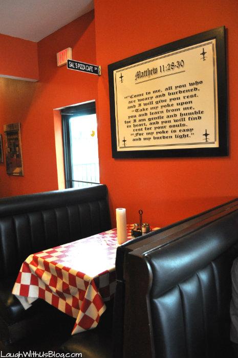 Sals Pizza Cafe Restaurant Bedford TX