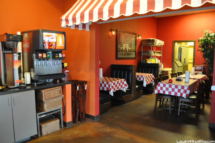 Sals Pizza Cafe Restaurant Bedford Texas