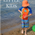 Tips for Traveling with Little Kids