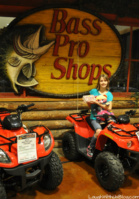 Bass Pro Shop at Embassy Suites Grapevine