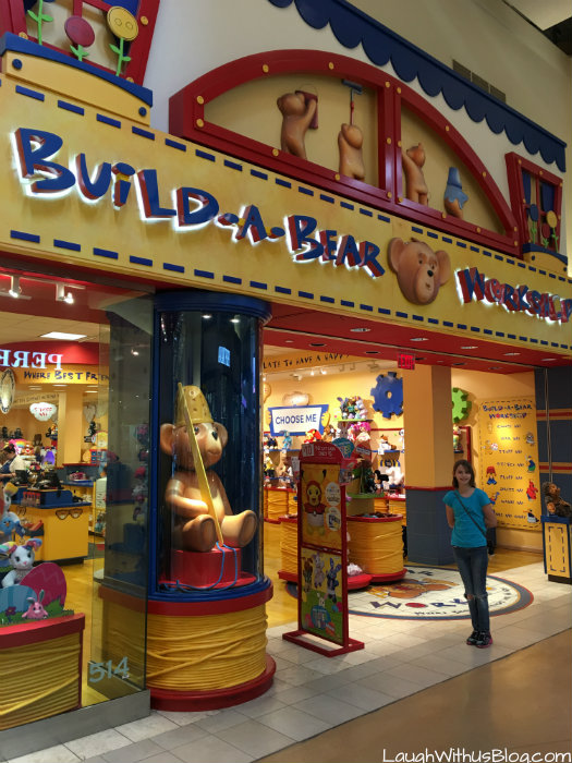 Build-A-Bear Workshop Experience