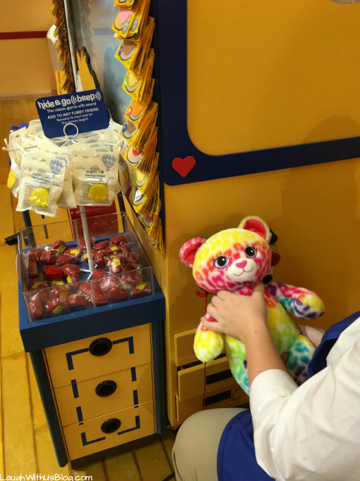 BuildABear Stuffing