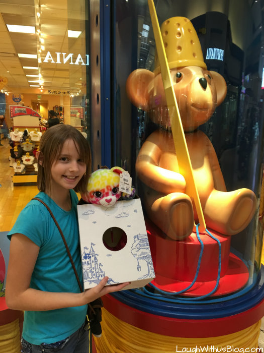 BuildABear fun