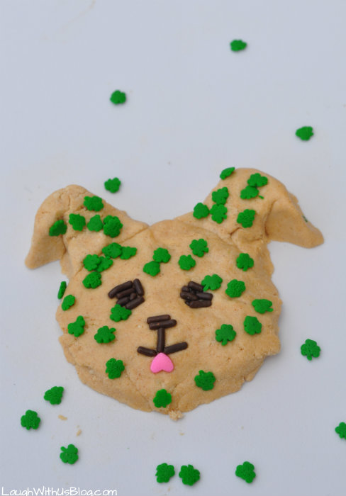 Edible Putty fun for St Patrick's Day