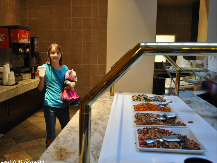 Embassy Suites Grapevine Evening Reception #hosted