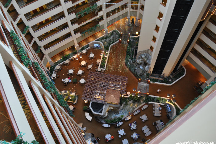 Embassy Suites Grapevine Texas #hosted
