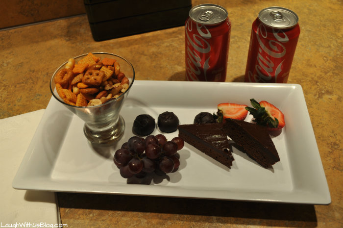 Embassy Suites Premium Snacks #hosted