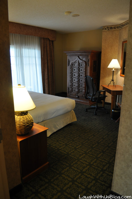 Embassy Suites Two Bedroom Suite #hosted
