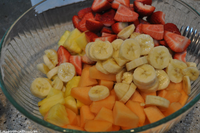 Fruited Mexican Salad