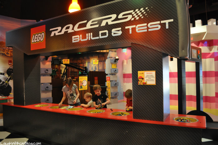 LEGOLand Discover Center Build and Test #hosted