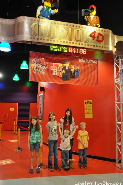 LEGOland Discover Center Grapevine #The LEGOMovie4D