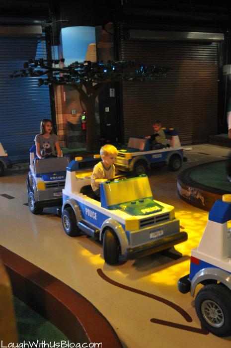 LEGOland Discover Center LEGO cars #hosted