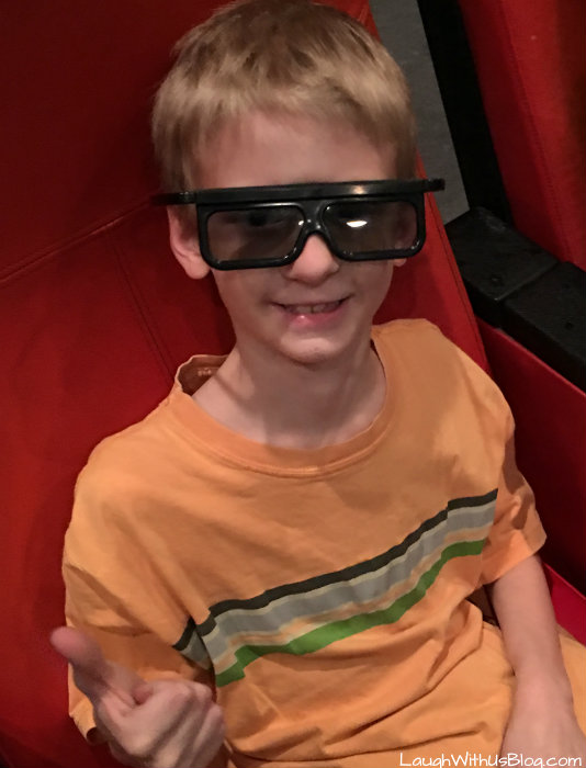 #TheLEGOMovie4D review #ad
