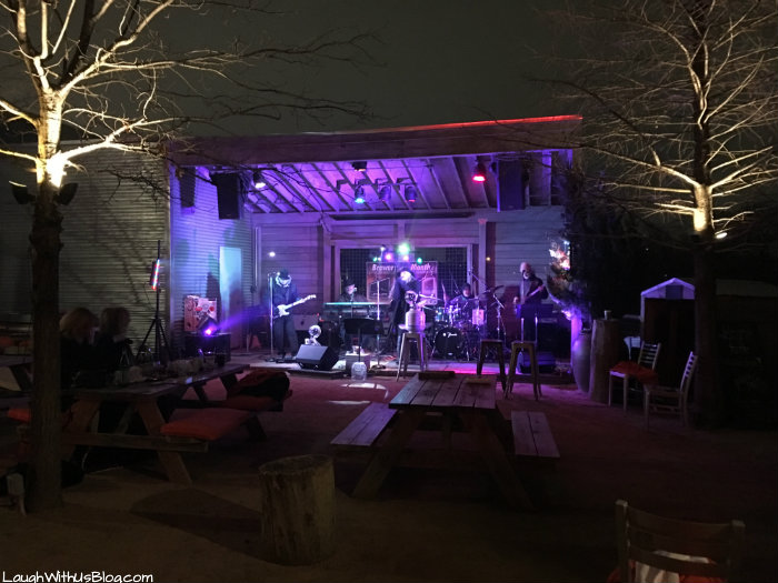 The Woodshed Smokehouse live music