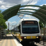 Travel Dallas by DART Train