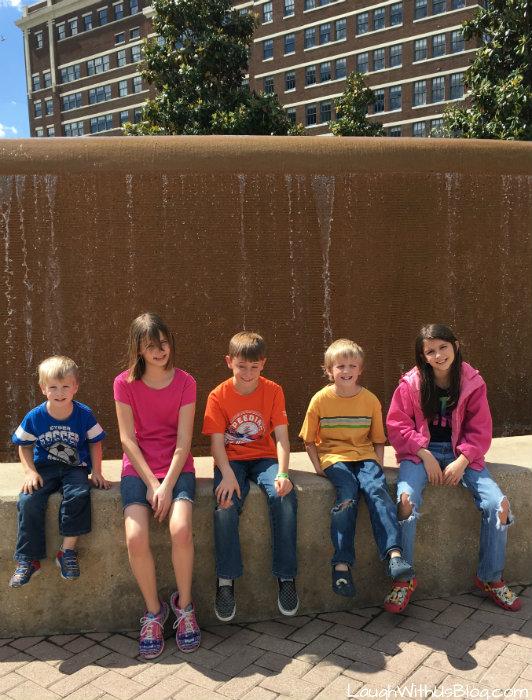 Dallas with kids