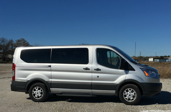 Ford Transit 2106 Silver