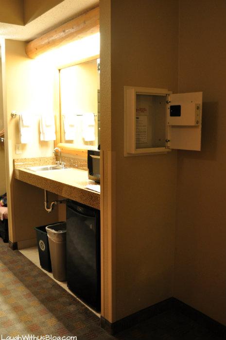 GWL Kid Cabin Suite