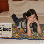 How to get the kids to sleep when traveling
