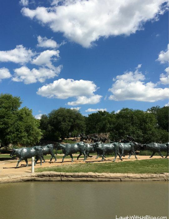 Pioneer Plaza Dallas
