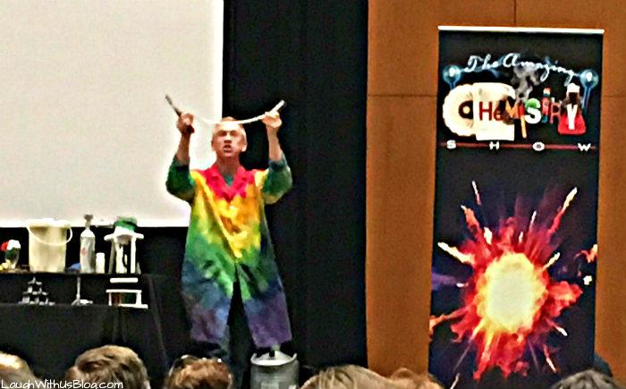 THSC Amazing Chemistry Show