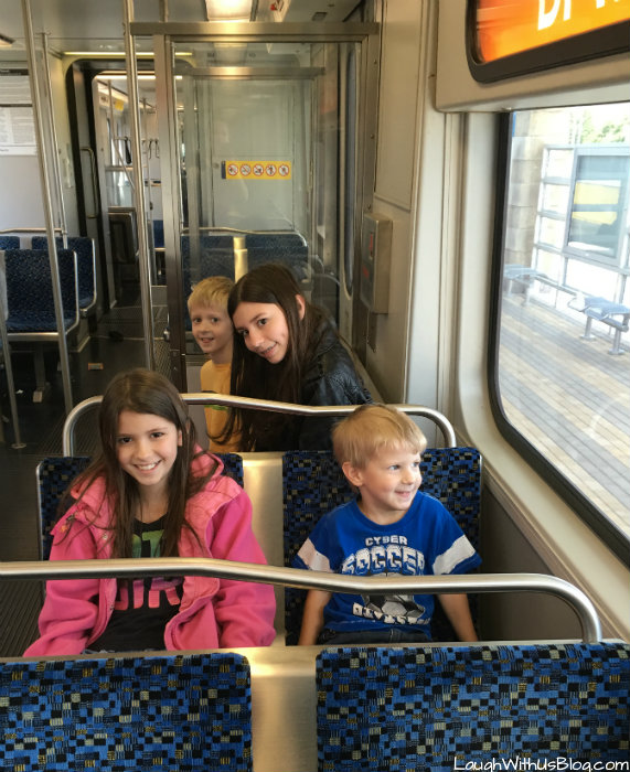 Traveling DFW by DART