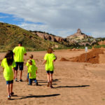 Hiking Church Rock with Kids