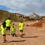 Hiking Church Rock with Kids
