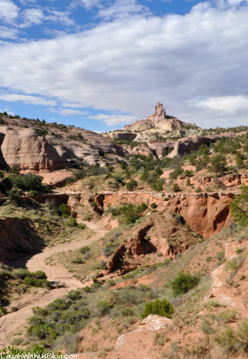 Church Rock Gallup NM State Park