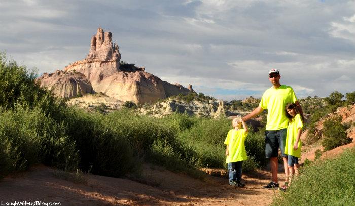 Church Rock Trail DONE