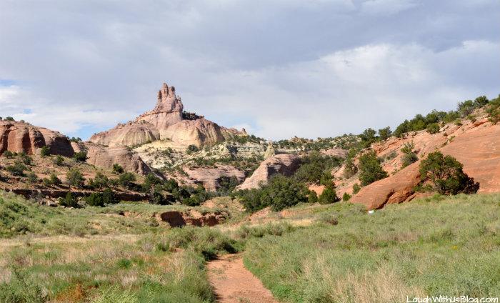 Church Rock near Gallup NM