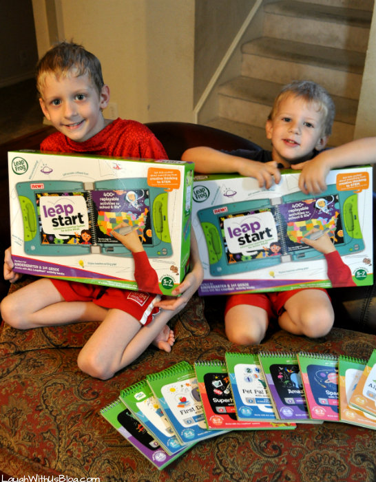 Make a kid's day with LeapStart #leapfrogmomsquad AD
