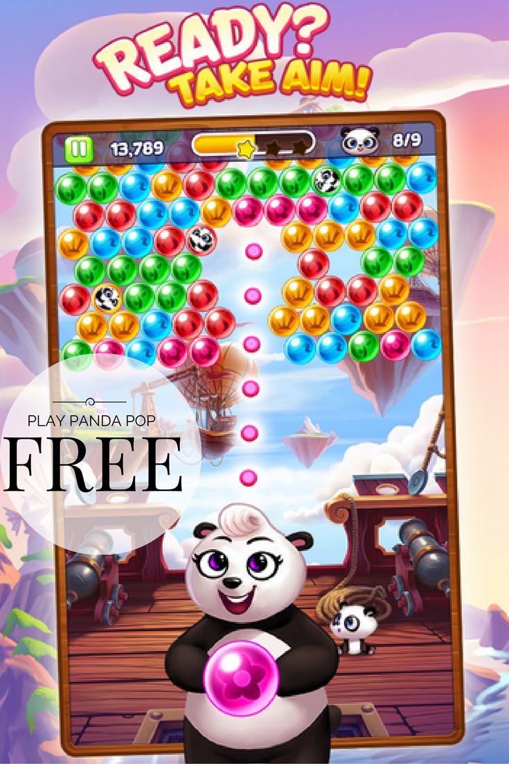 Panda Juego Gratis