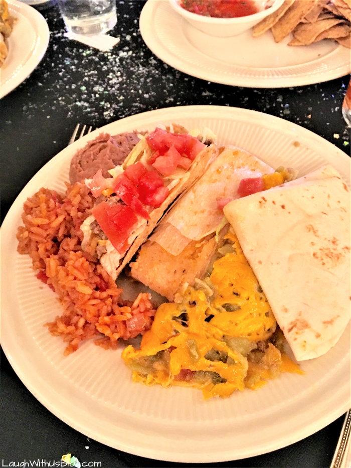 Gallup New Mexico El Ranch Food