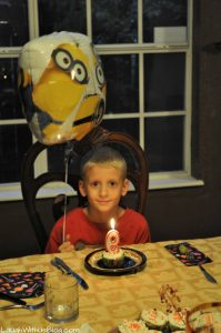 Happy Birthday Little Jason is 9!