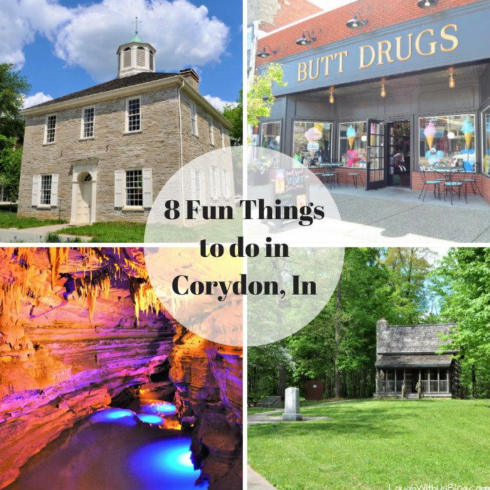 8 Fun Things to do Corydon, Indiana