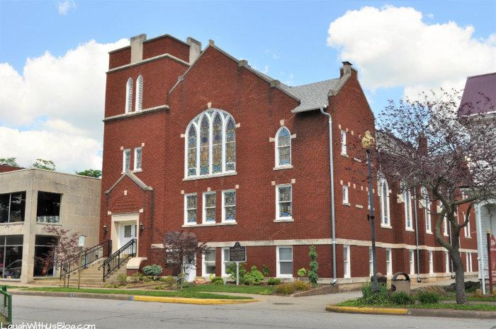 Corydon methodist church