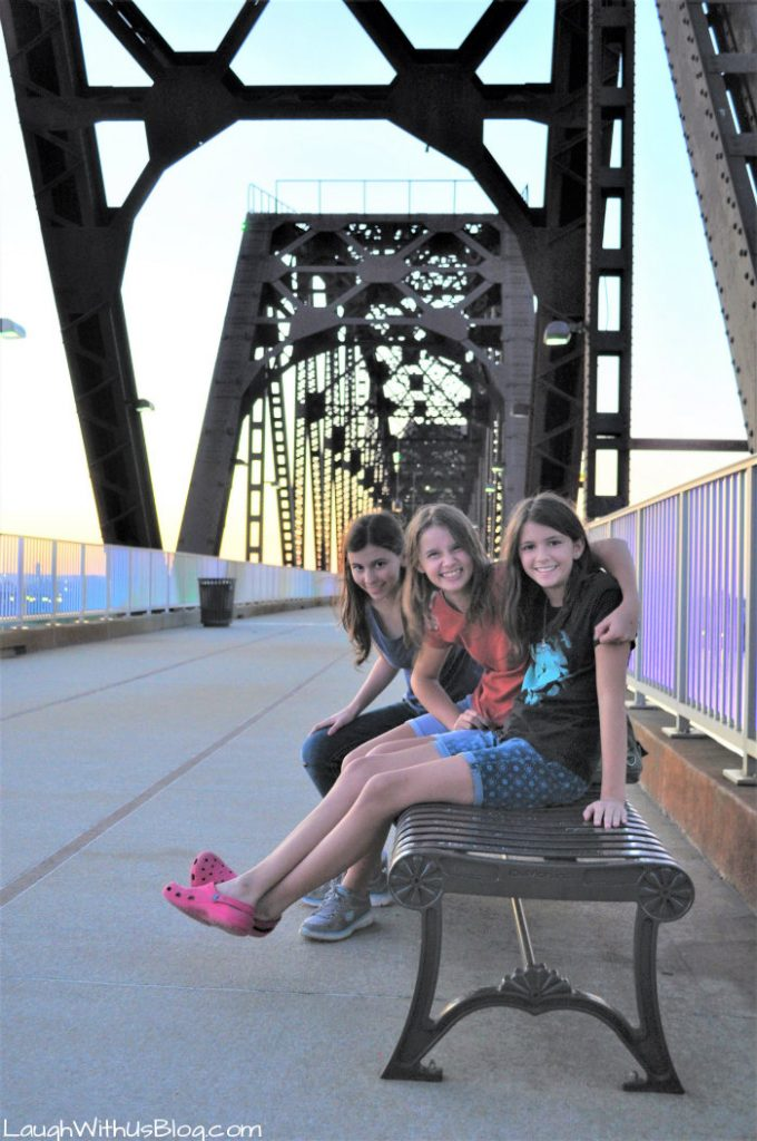 Big Four Bridge Hike Jeffersonville In