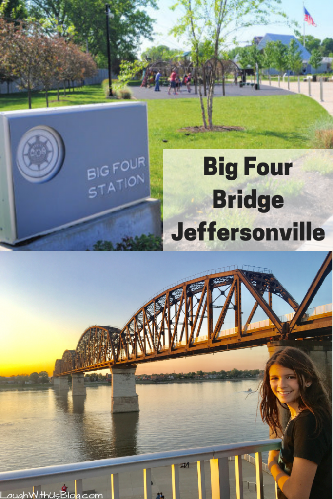 Big Four Bridge Jeffersonville Indiana