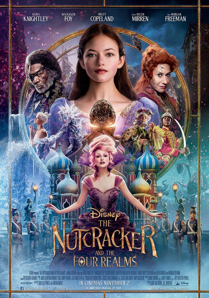 Disney Nutcracker Movie