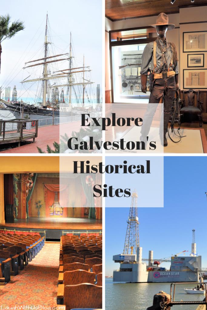 Explore Galveston's Historical Sites Homeschool