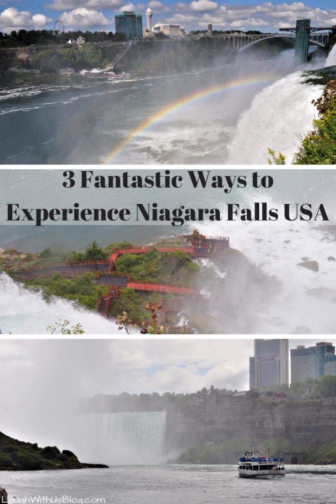 3 Fantastic Ways to Experience Niagara Falls USA today