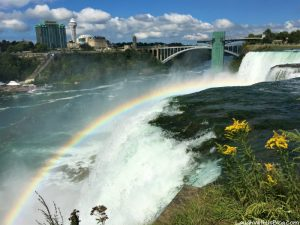 Niagara Falls Rainbows USA