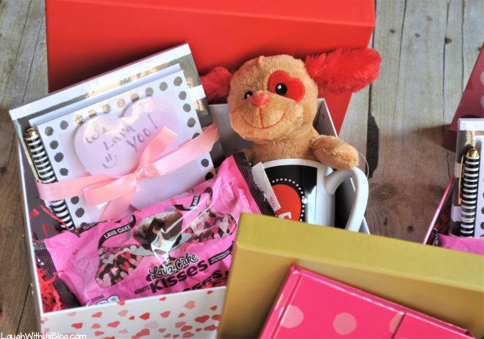Hershey kisses gift box DIY Walmart