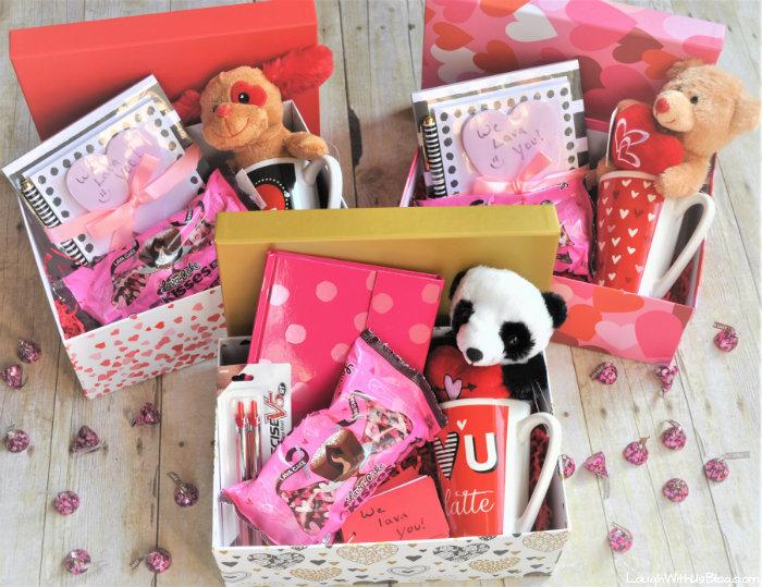 Hersheys Lava Kisses Gifts for girls