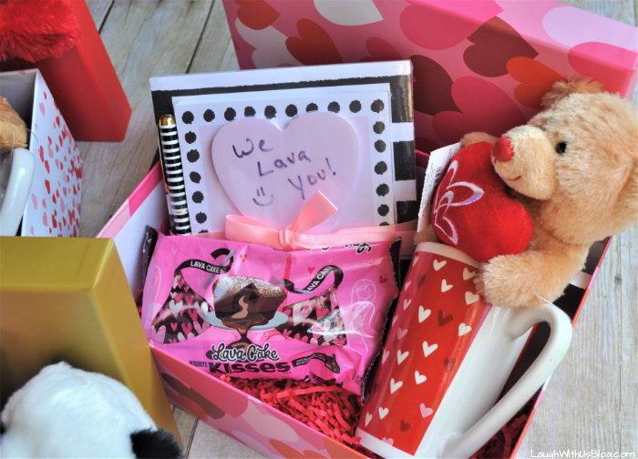 Hersheys Lava Kisses Valentine Gifts