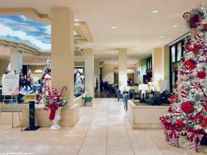 Moody Gardens Hotel Christmas