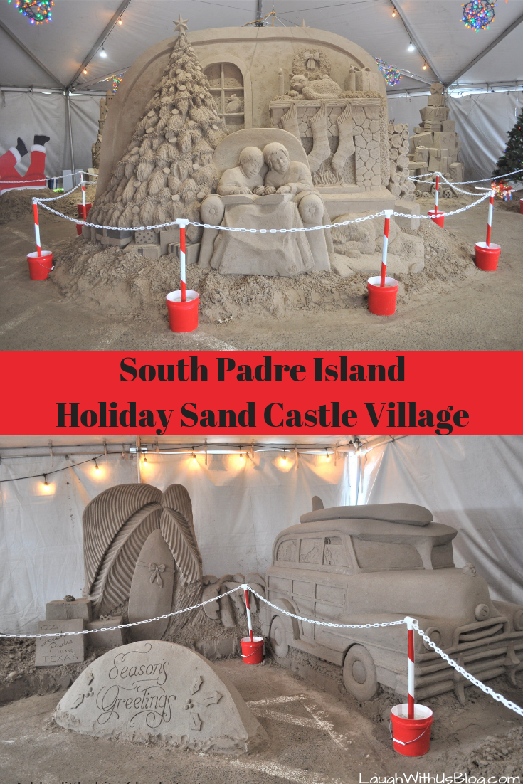 South Padre Island's Holiday Sand Castle Village