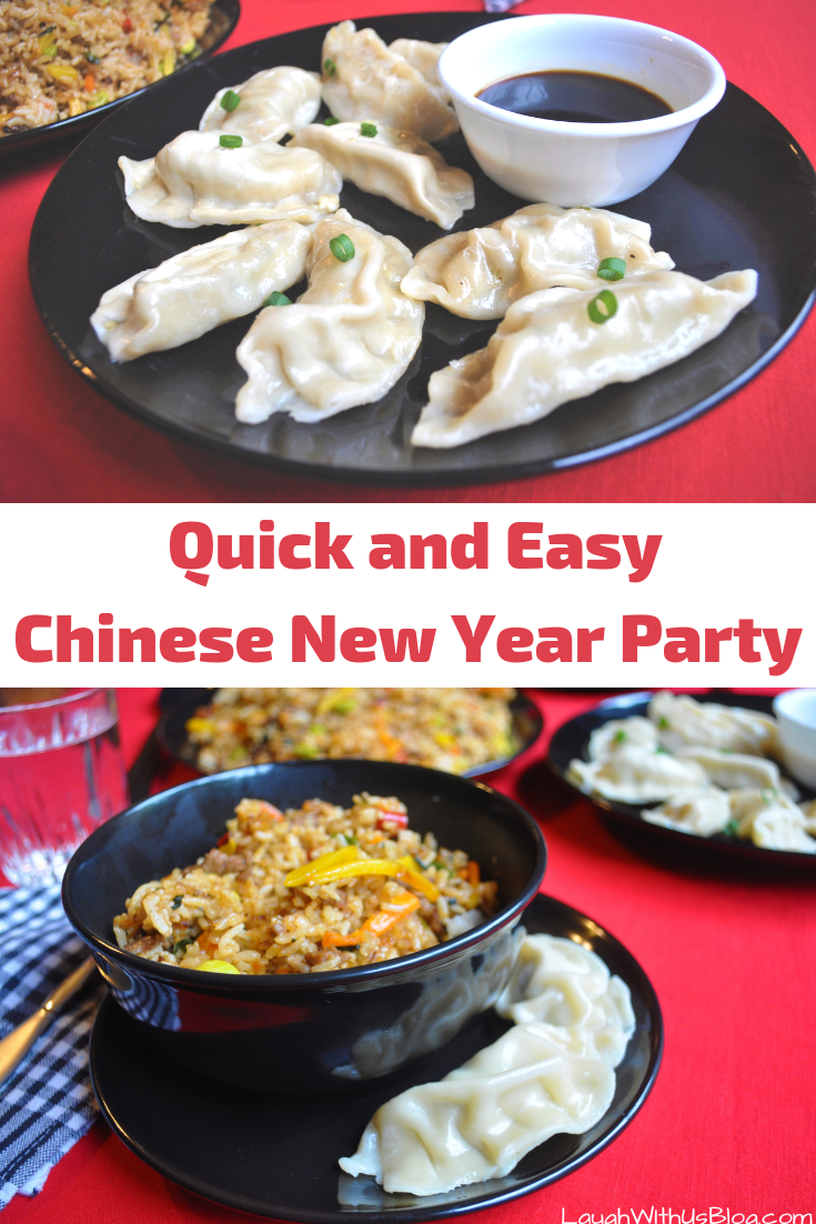 Quick and Easy Chinese New Year Party